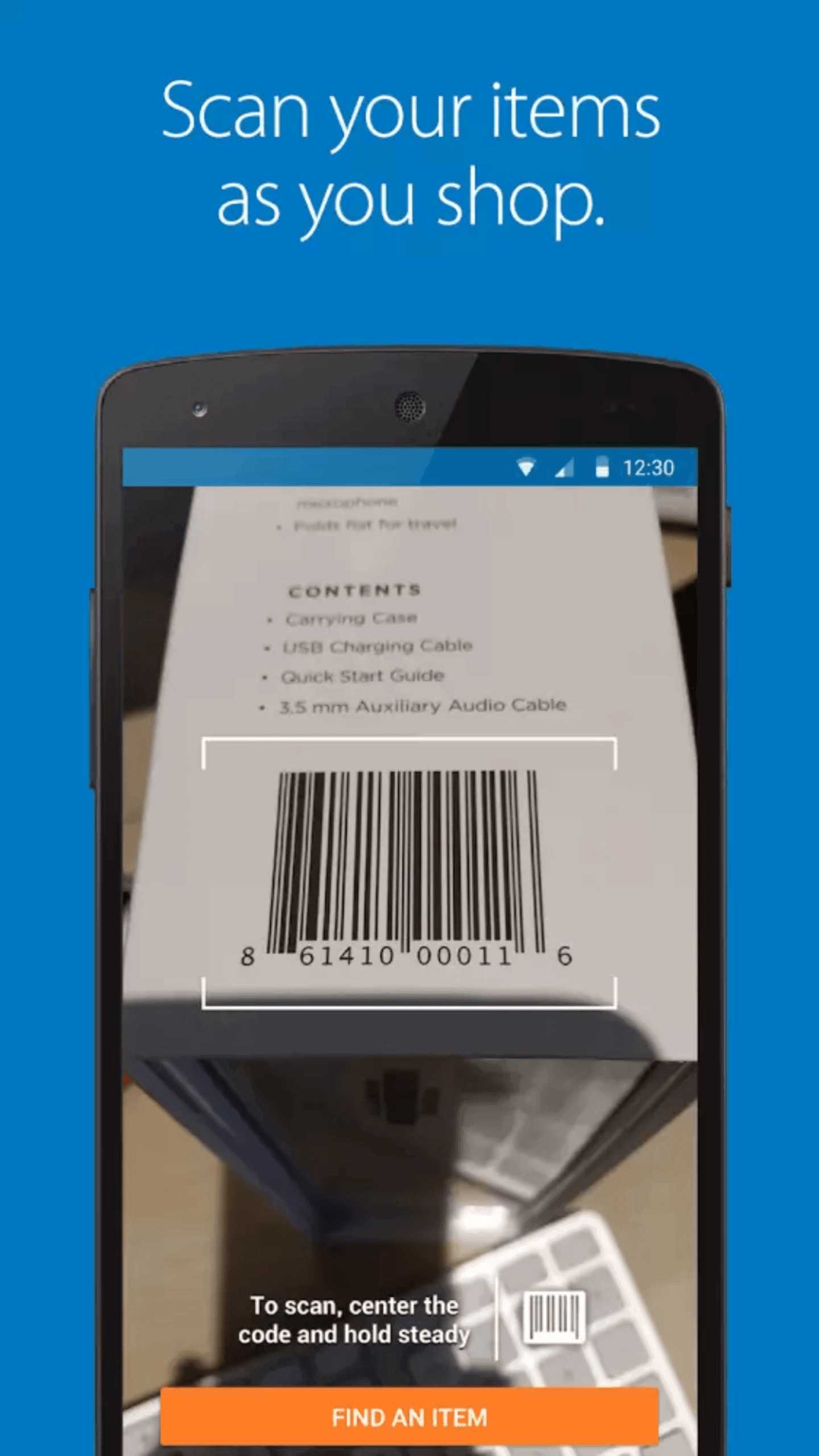 Walmart Scan and Go 2