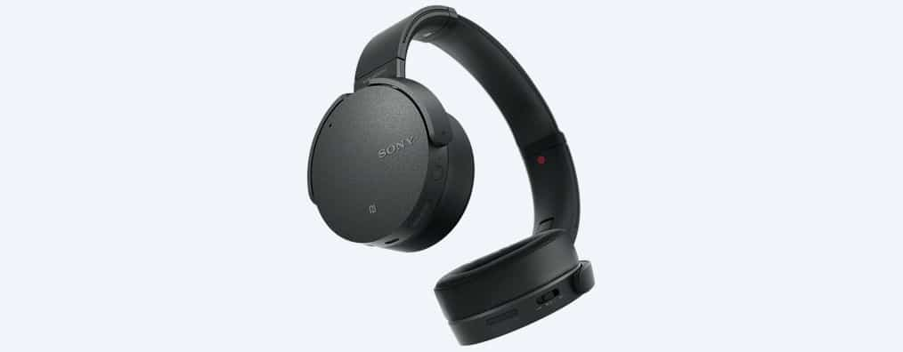 XB950N1 EXTRA BASS Noise Cancelling Headphones 03