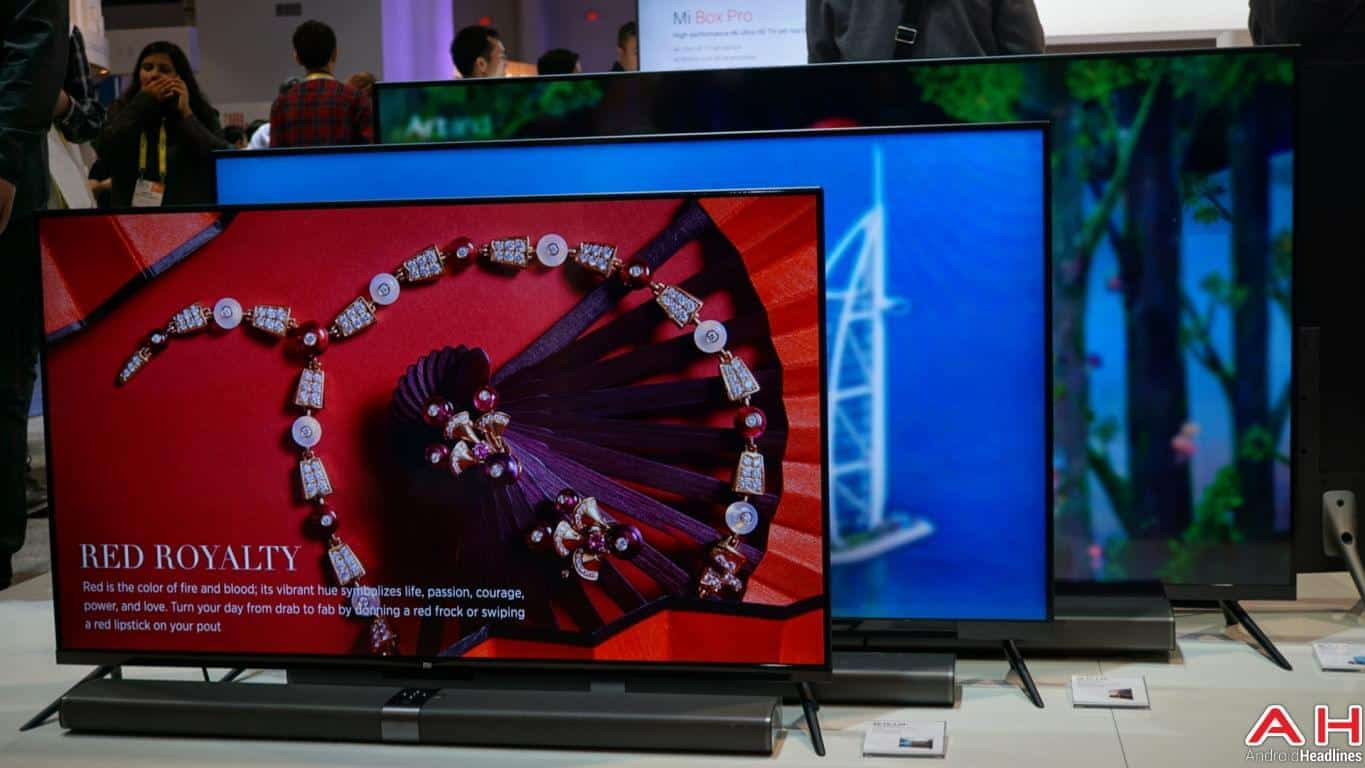 Xiaomi Mi TV 4 Hands On AH 1