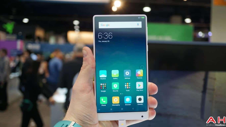 Xiaomi White Mi MIX AH 2