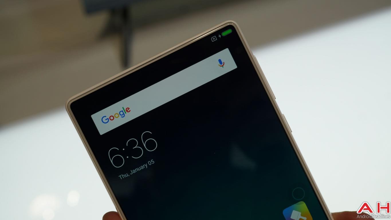 Xiaomi White Mi MIX AH 3