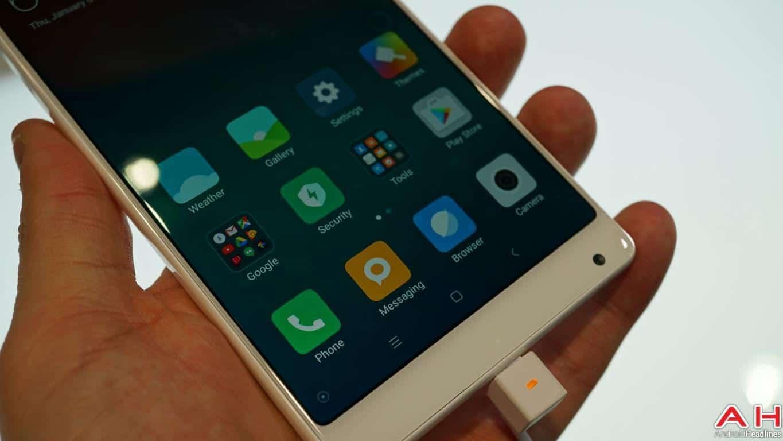 Xiaomi White Mi MIX AH 4