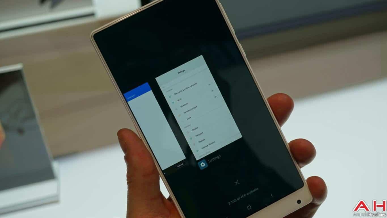 Xiaomi White Mi MIX AH 8