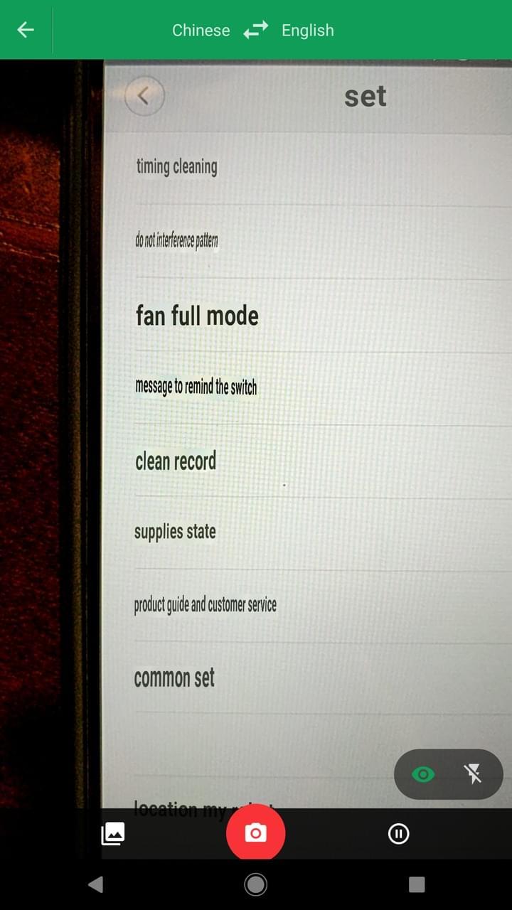 Xiaomi mi robot vacuum mi home app ah ns 04