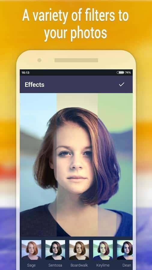 Zen Photo Editor app official image 1