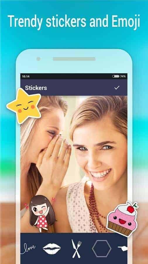 Zen Photo Editor app official image 3