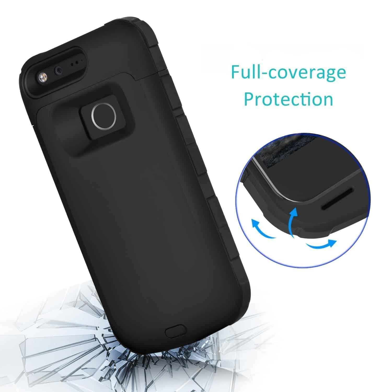 iconic battery case google pixel 5