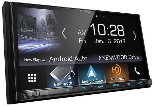 CES 2017: Pioneer, KENWOOD & More Bring Android Auto Head ...