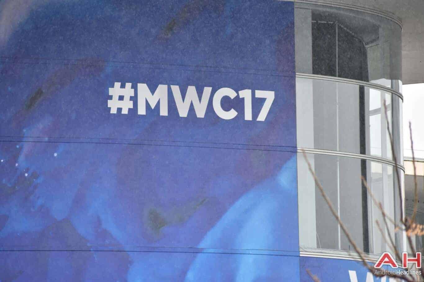 AH MWC 2017 signage 2