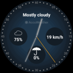AccuWeather Android Wear 8