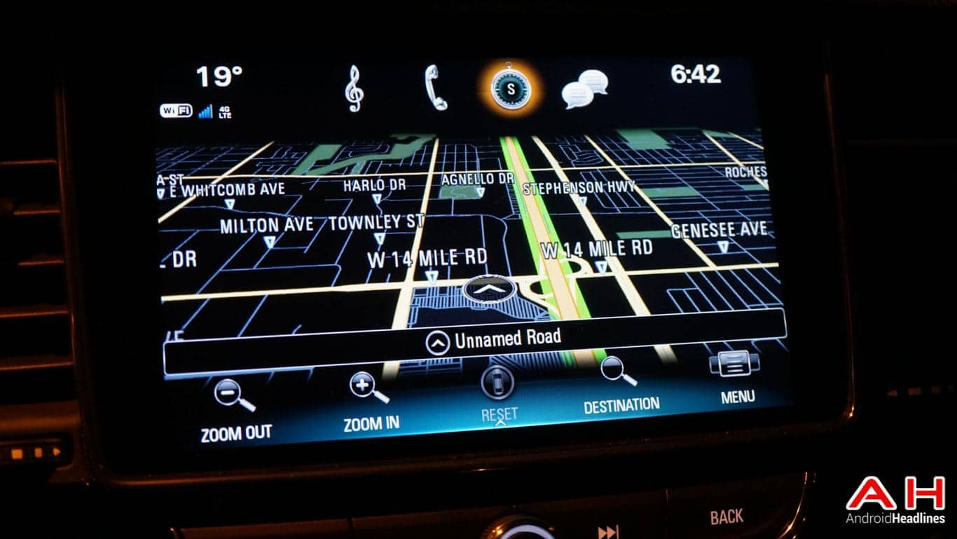 Android Auto 2017 Buick Encore AH 112