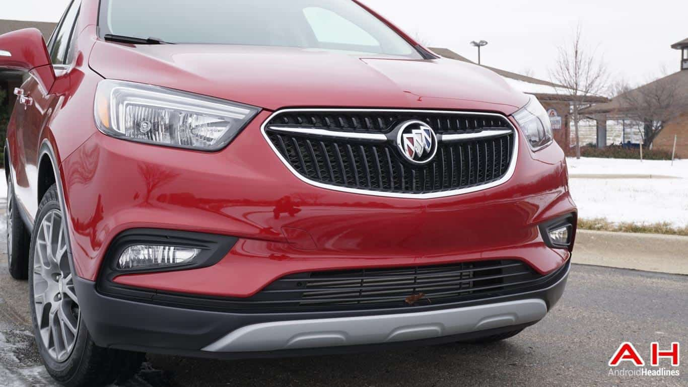 Android Auto 2017 Buick Encore AH 31