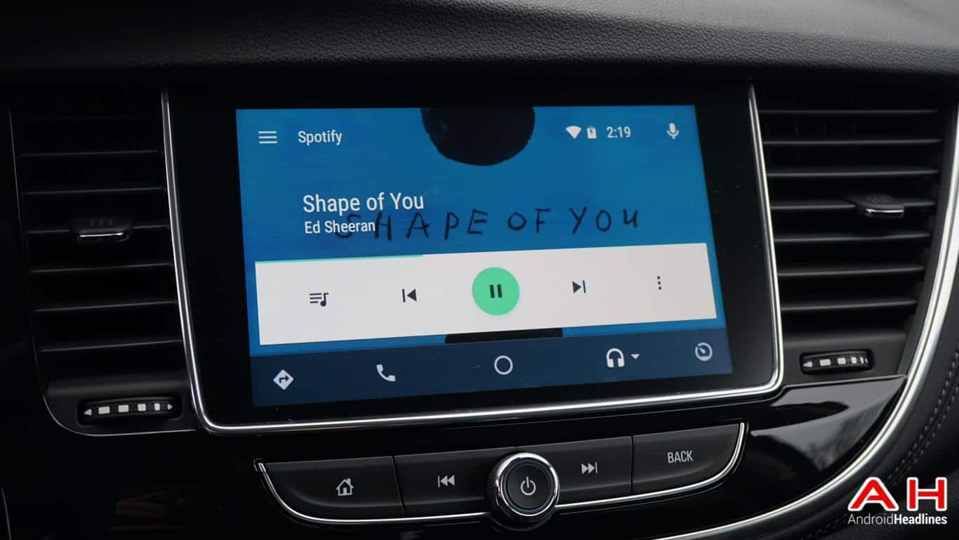 Android Auto 2017 Buick Encore AH 73