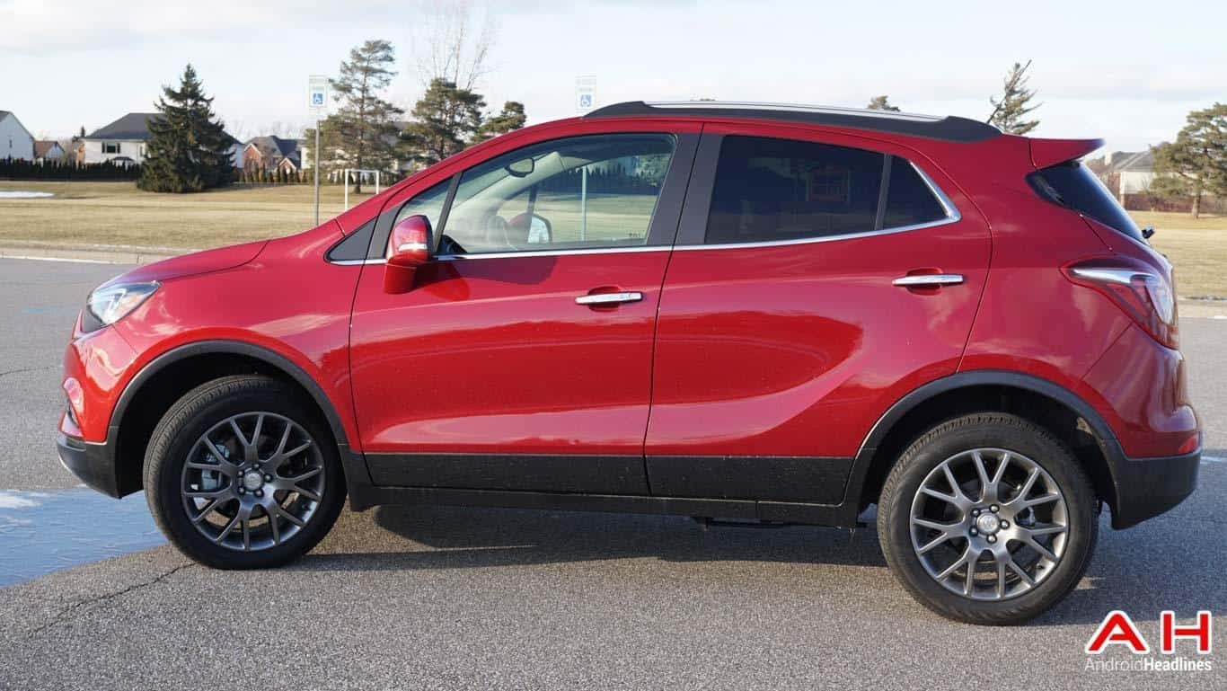 Android Auto 2017 Buick Encore AH 93