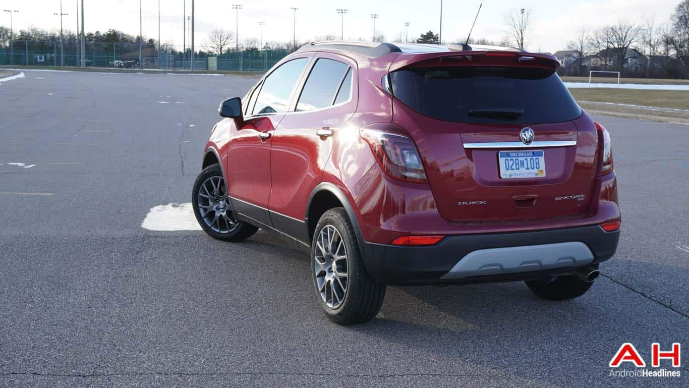 Android Auto 2017 Buick Encore AH 95