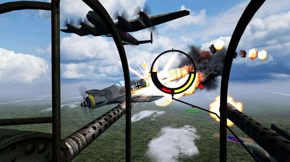 Bandit Six Screenshot 1
