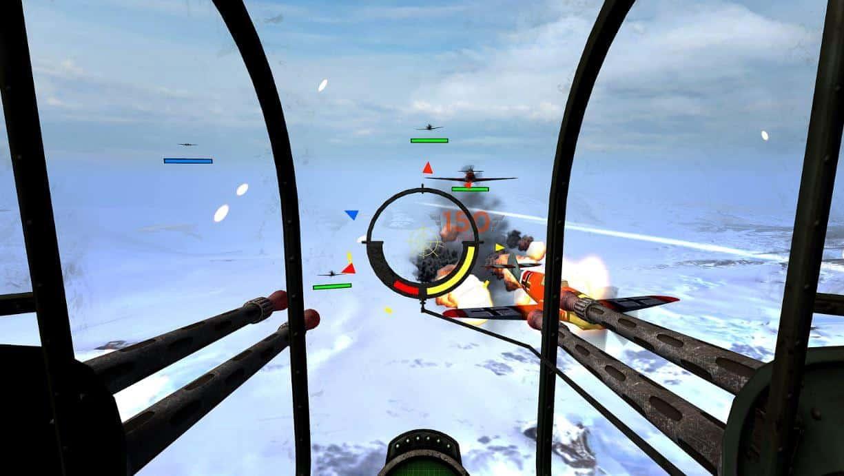 Bandit Six Screenshot 3