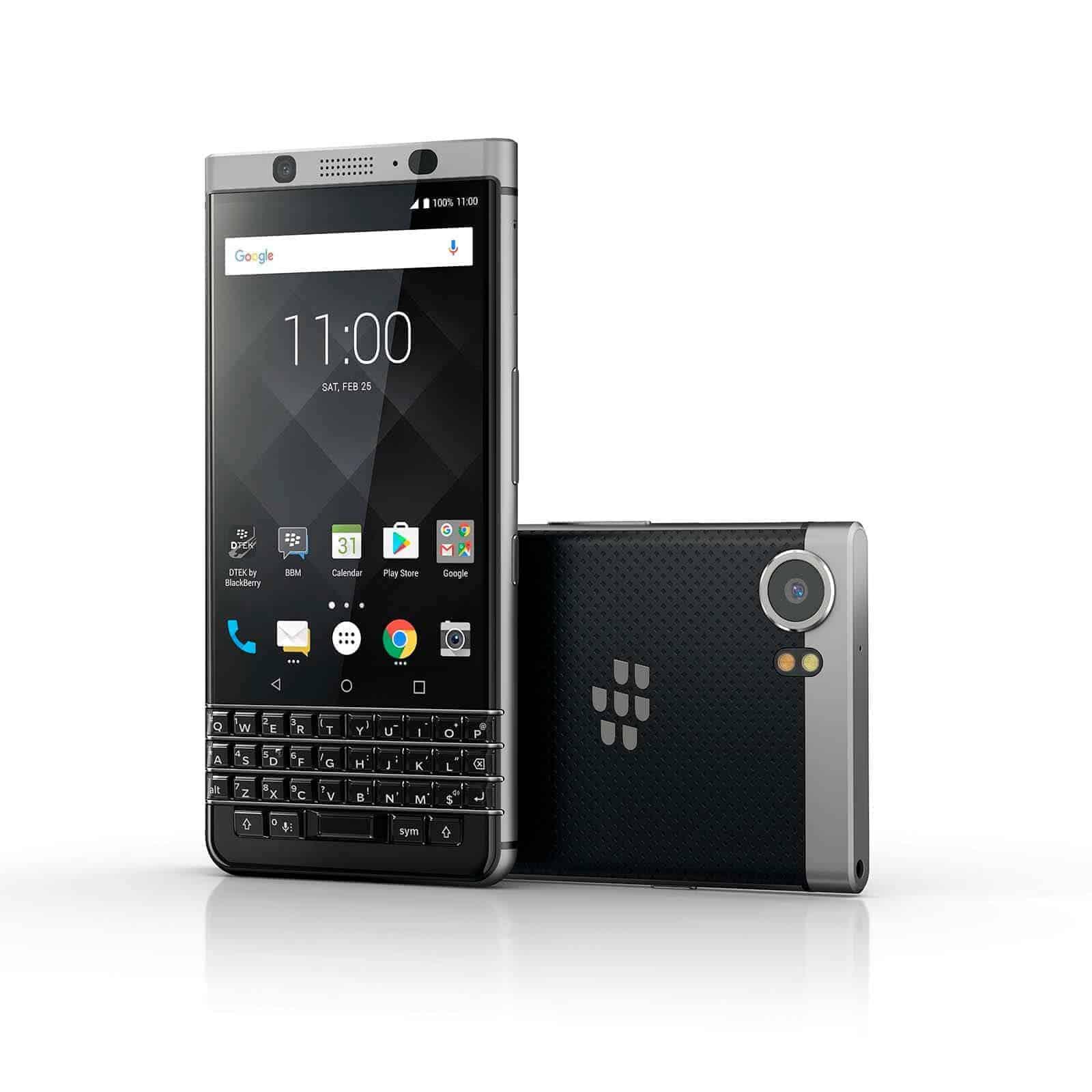 BlackBerry KEYone Press Render 1