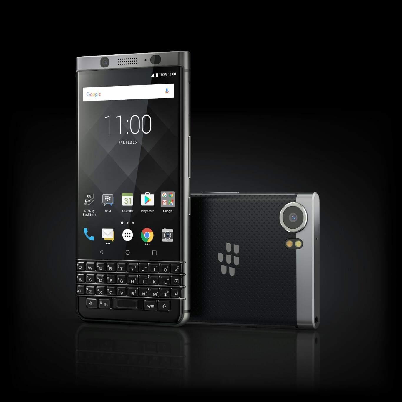 BlackBerry KEYone 11