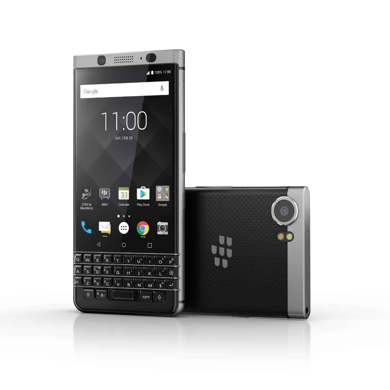 BlackBerry KEYone 12