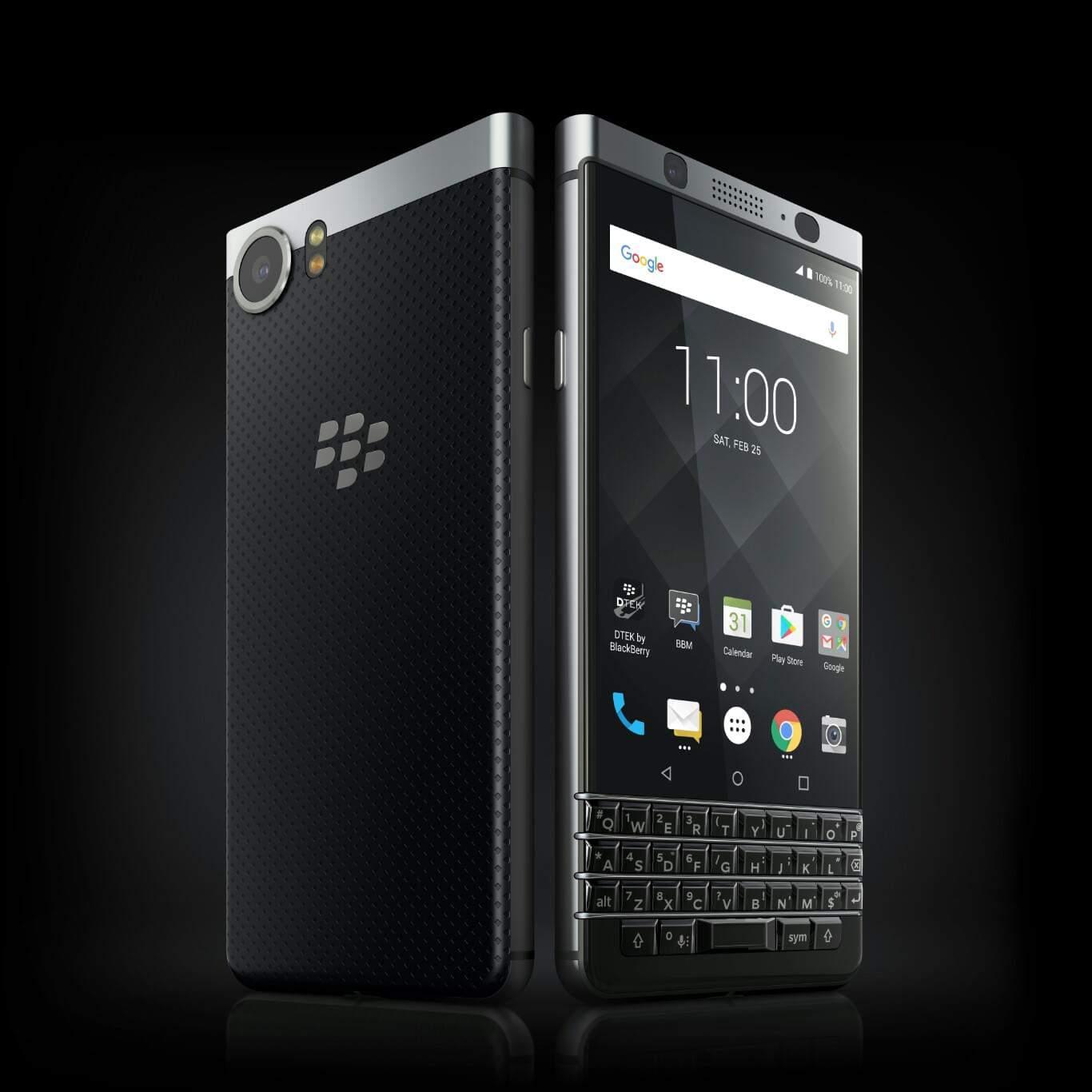 BlackBerry KEYone 15