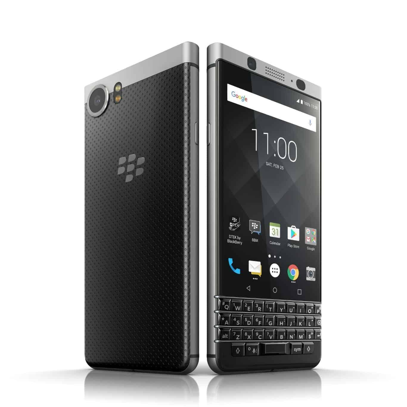 BlackBerry KEYone 16