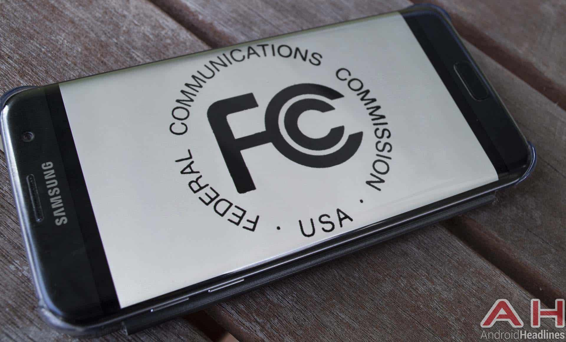 FCC Federal Communications Commission Logo AH