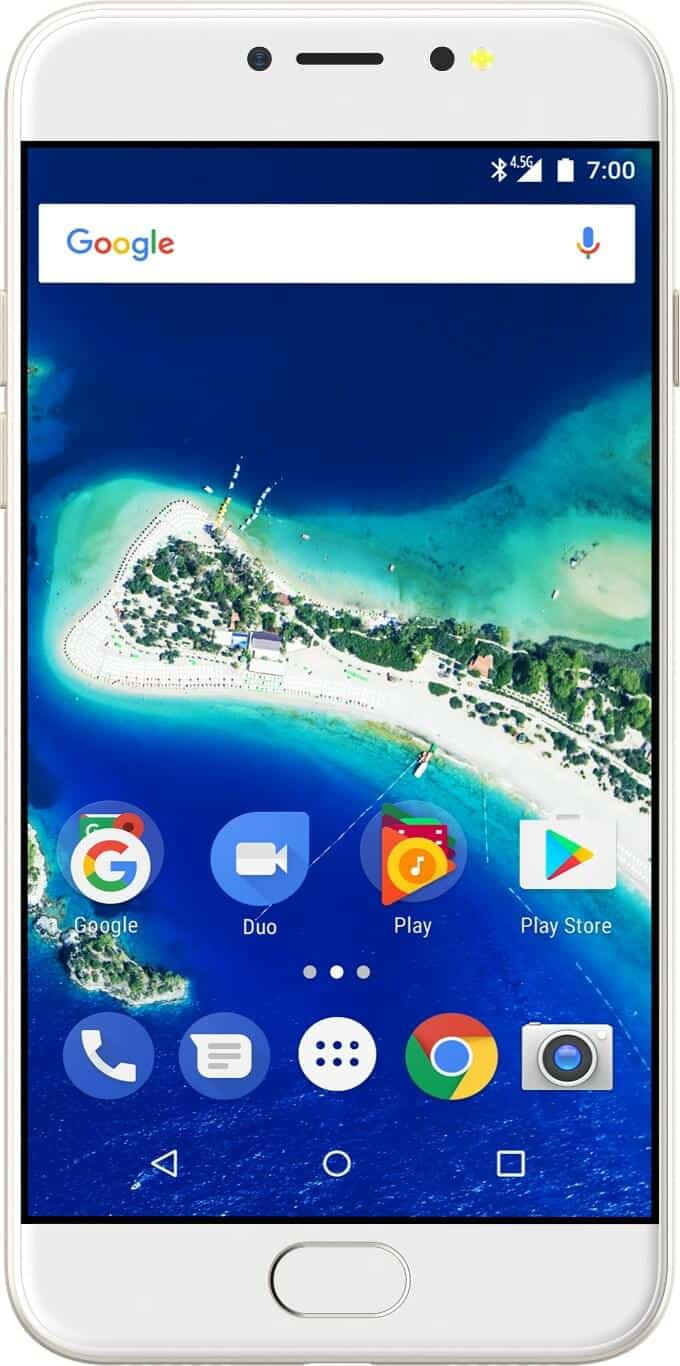 GM 6 Android One 5