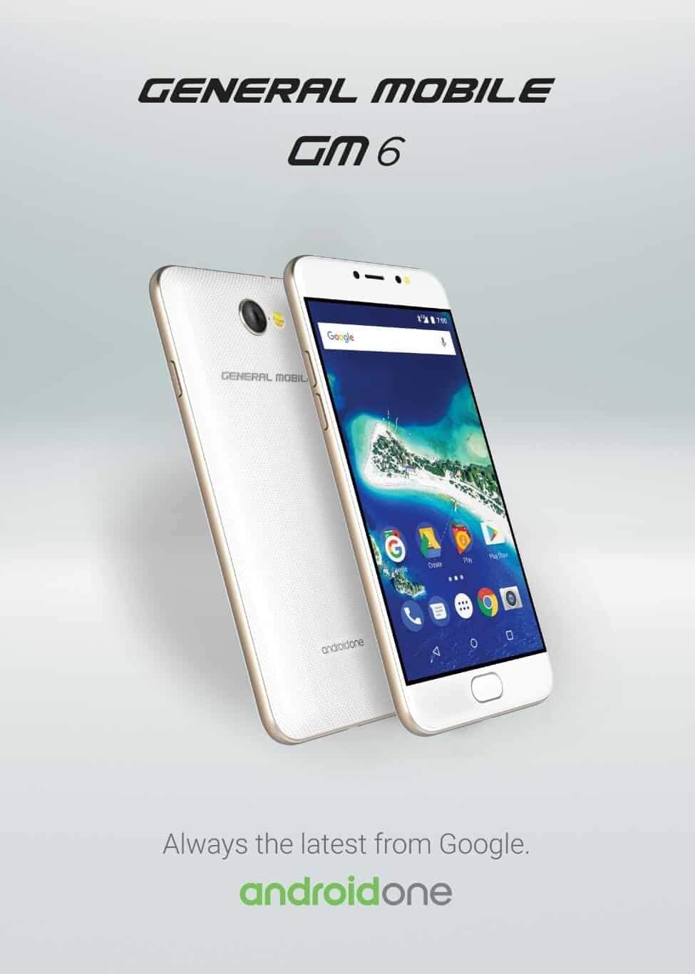 GM 6 Android One 6