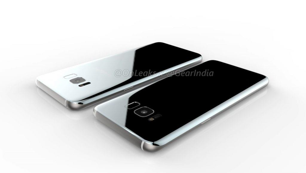 Galaxy S8 and Galaxy S8 Plus render 10