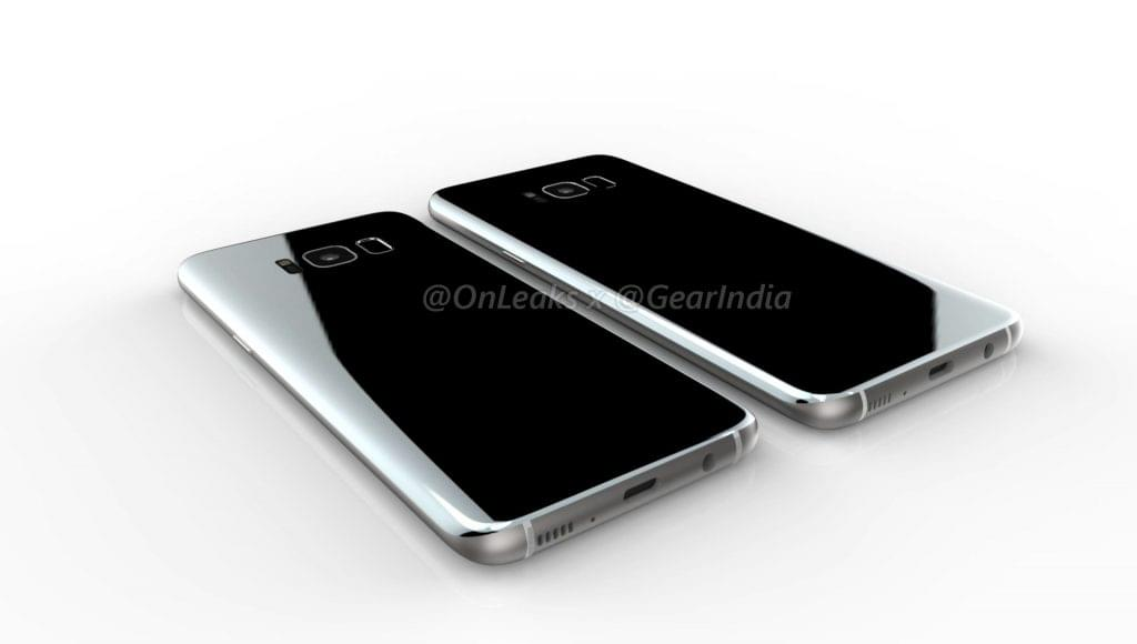 Galaxy S8 and Galaxy S8 Plus render 11