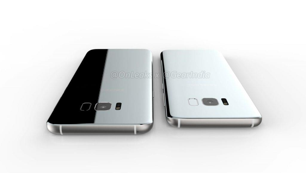 Galaxy S8 and Galaxy S8 Plus render 9
