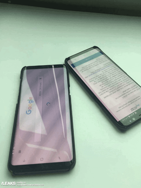 Galaxy S8 on screen buttons leak 2