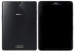 Galaxy Tab S3 curved display leak 1