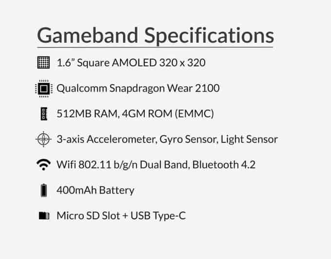 Gameband 7