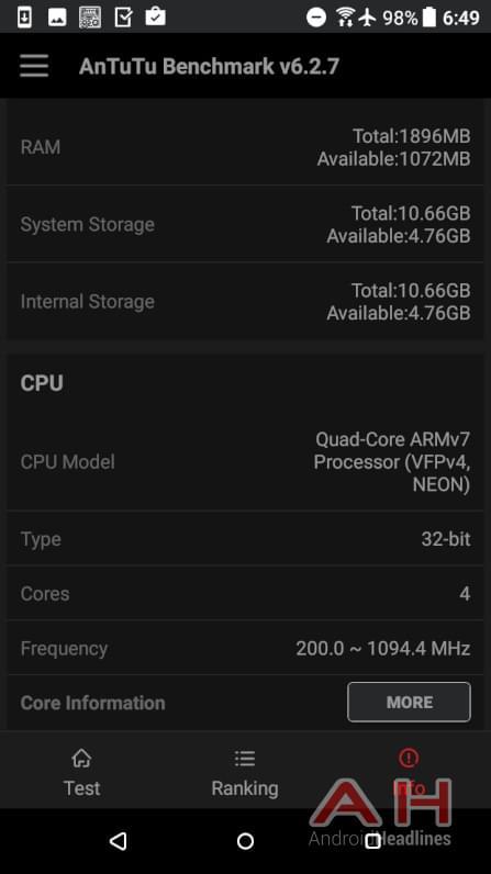 HTC Desire 650 Cricket 3