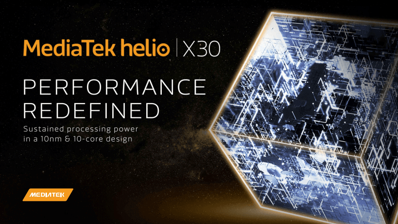 Helio X30 MWC 2017 announcement 1