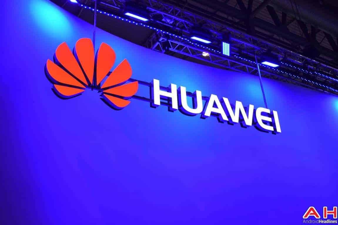 Huawei Logo 2017 AH 8