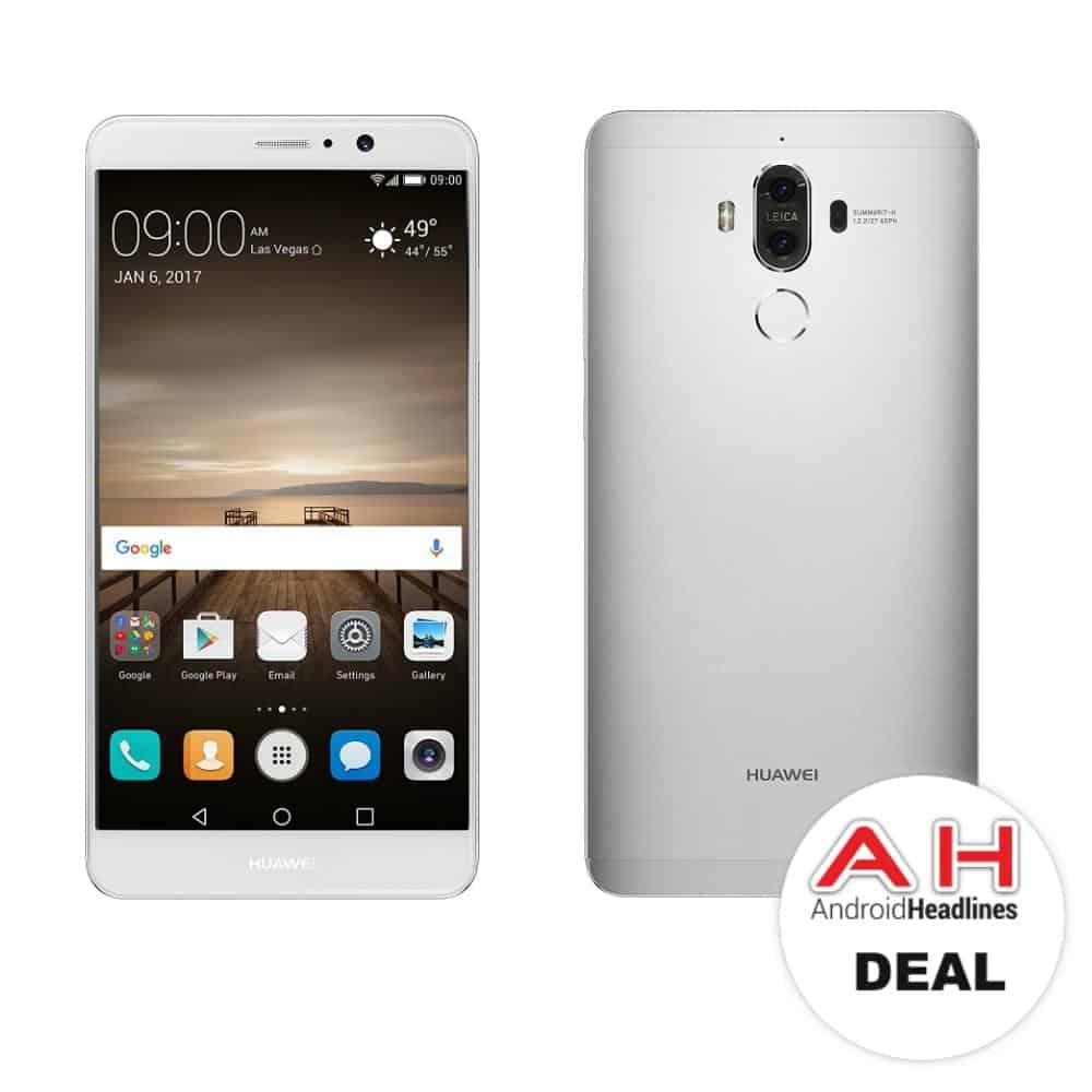 Deal Huawei Mate 9 For 489 8 9 17 Androidheadlines Com