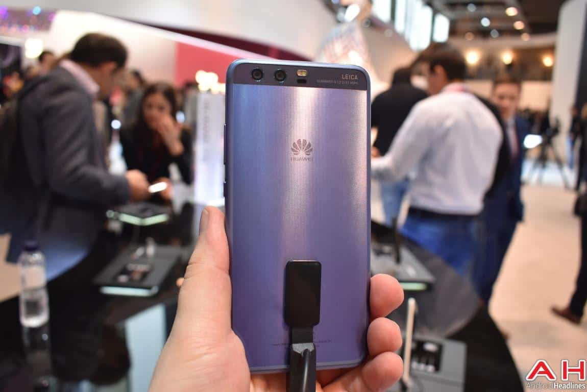 Huawei P10 Hands On AH 12