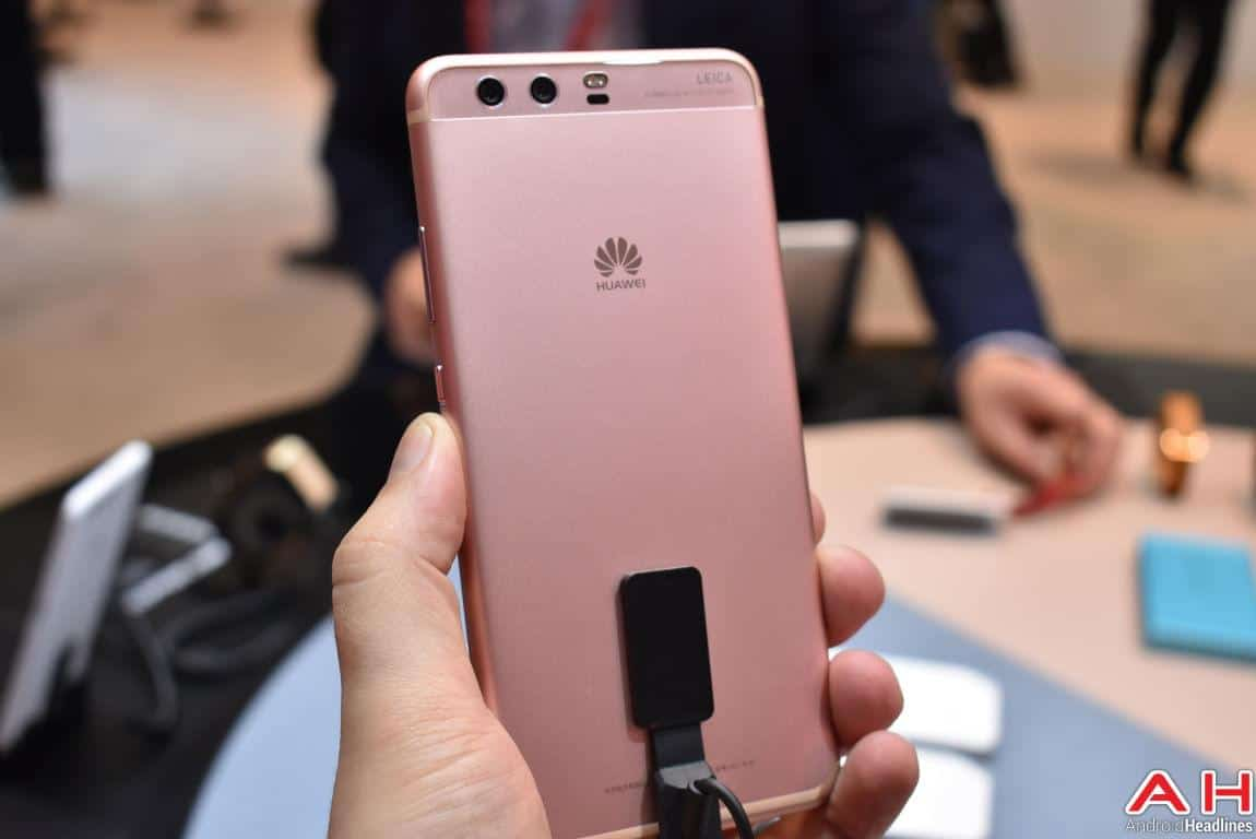 Huawei P10 Hands On AH 7
