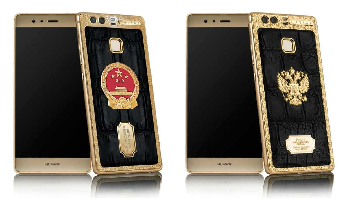 Huawei P9 Friendship Edition 41