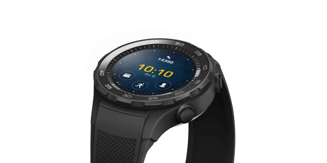 Huawei Watch 2 Press 1