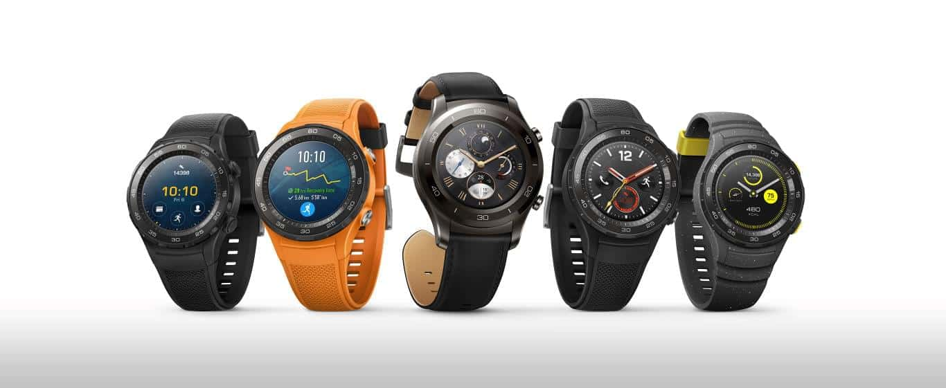 Huawei Watch 2 Press 12