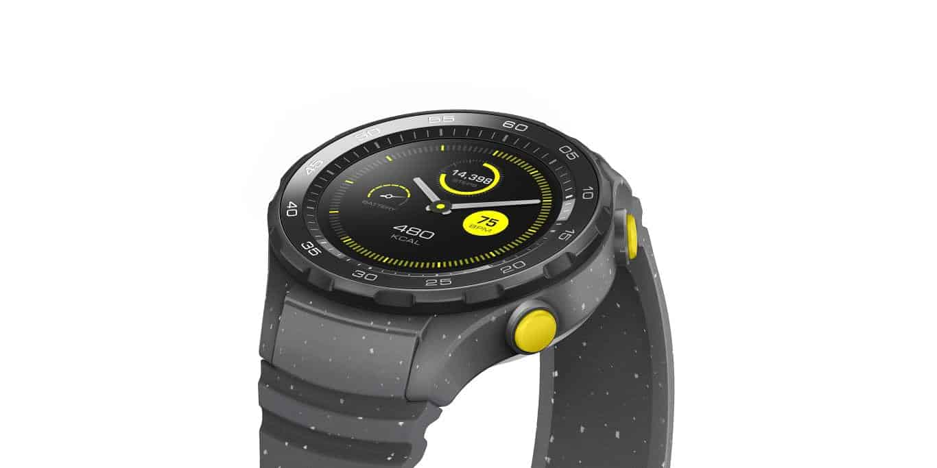 Huawei Watch 2 Press 2