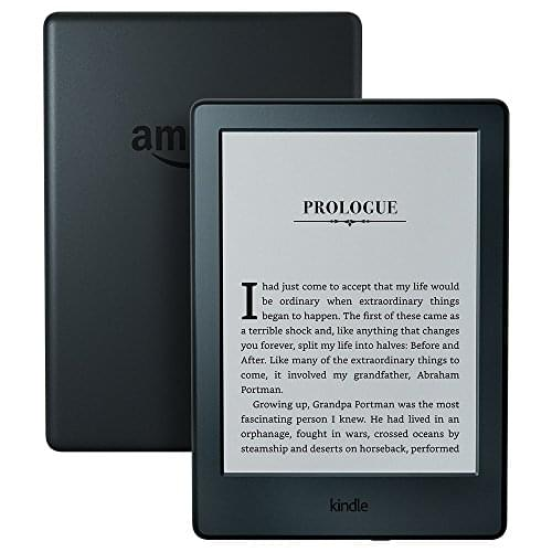 Kindle e reader 6 inch deal 1