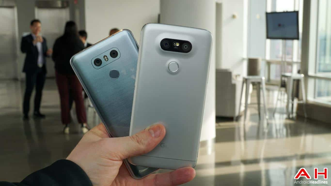 LG G6 Hands On AH 101