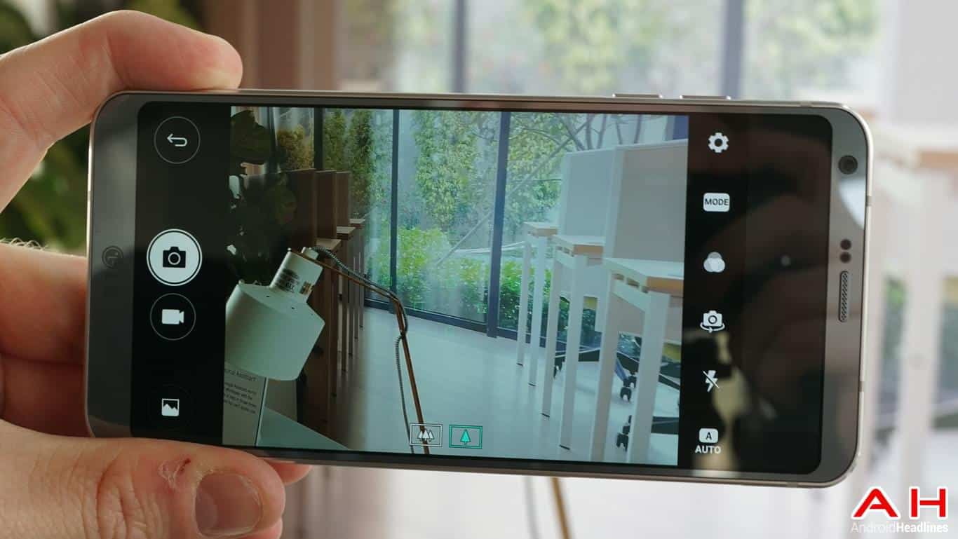 LG G6 Hands On AH 114