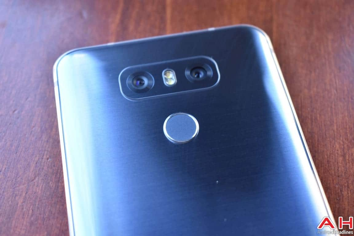 LG G6 Hands On AH 19