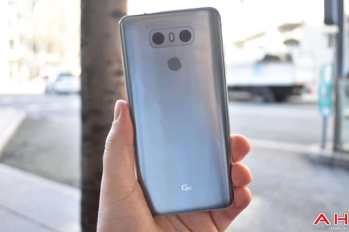 LG G6 Hands On AH 23